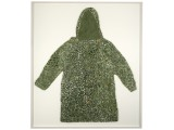 Untitled (Green Camouflage Coat)